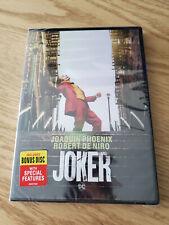 Joker (DVD, 2019) 2 Disc Set Joaquin Phoenix NEW Thriller Region 1 Brand New