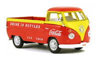 Motor City Coca Cola 1962 Volkswagen T1 Pick Up 1/43 (N5)