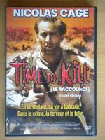 Time To Kill Le raccourci DVD lingua francese film guerra nicholas cage montaldo