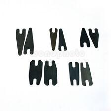 Mix 24 PCS Tattoo Machine Gun Back and Front Springs Supply Liner Shader Kit
