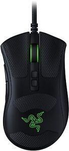 Razer Gaming Mouse Grip Tape - For DeathAdder V2 - Anti-slip Polyurethane grips