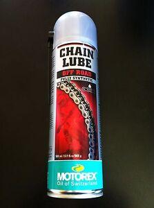 Motorex Chain Lube Offroad 622 500ml