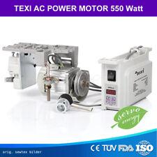 Power AC Motor 550W für Juki Pfaff Singer Brother Zoje Siruba Typical Gemsy