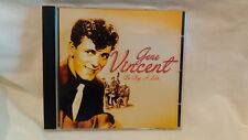 Rare Gene Vincent Be Bop A Lula EU Import 2007                            cd3977