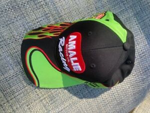 AMALIE 50th Gatornationals NHRA Hat Embroidered Flames Gainesville