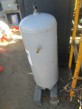 Manchester Tank Vertical 15 Gallon Air VACUUM TANK 200psi_LOOKS NICE_SOLD AS-IS_