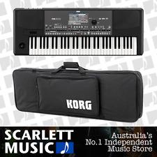 Korg PA-600 Arranger Keyboard w/ Gigbag + 3 Years Warranty - Save $830.