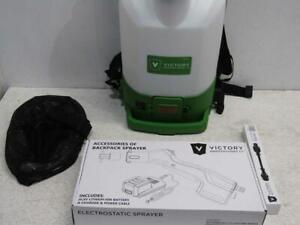 Victory Professional Cordless Electrostatic Backpack Sprayer VP300ES