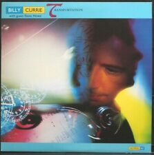 BILLY CURRIE (Ultravox) 'Transportation' Near Mint Never played 1988 Promo LP