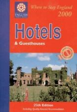 Hotel Accommodation: Where to Stay in England 2000 (Hotels and-ExLibrary