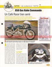 850cc MK2 750 Norton Commando kickstart manivelle MK1