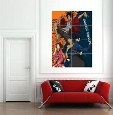 More details for samurai champloomanga anime japan giant wall art print new poster picture b912
