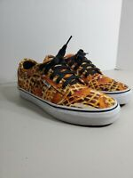 VANS CHUKKA LOW CHICKEN + WAFFLES MENS SKATE SHOES  ERA MEN'S SIZE 7.5