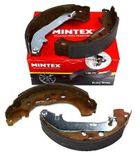 MINTEX REAR AXLE BRAKE SHOES SET FOR FORD FOCUS MFR592 (REAL IMAGE OF PART)