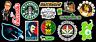15 Weed Marijuana Cannabis Parody Vinyl Stickers