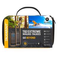 Motorola Talkabout T82 Extreme WALKIE TALKIE   Set mit 2 Stück
