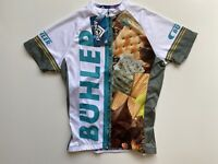 NEW Ascend Cycling Jersey Shirt Women's Multi-color SZ Large NWT Candy Image