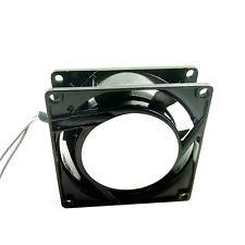 Sunon 80mm ac 220V-en aluminium 240V ventilateur de refroidissement ordinateur 80 x 80 x 25mm