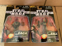 STAR WARS BLACK SAGA SERIES #017 C-3PO W BATTLE DROID HEAD (Both Variants)