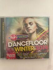 Fun radio Dancefloor Winter 2014  2 CD neuf sous blister