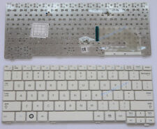 NEW for Samsung  NP-N148 N150 N145 N148 N128 NB30 NB20 laptop US Keyboard white