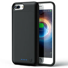 """For Apple iPhone 8 4.7"""" 6000mAh Extended Power bank Charging Battery Pack Case"""