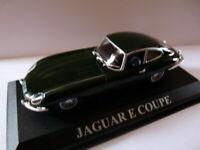 DCD7E voiture 1/43 altaya IXO DREAM CARS boite vitrine : JAGUAR E COUPE type E