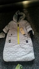 girls / boys snowsuit coat 9-12