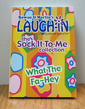 Rowan & Martins Laugh-In Sock It To Me Collection What The Fa-Hey OOP DVD