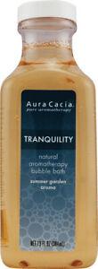 Aromatherapy Bubble Bath by Aura Cacia, 13 oz Lavender Harvest