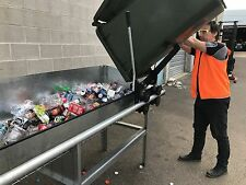 ProSort Bin Lifter for assisted lifting of wheelie wheely bins for recycling