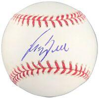 George Bell autographed signed baseball MLB Toronto Blue Jays PSA COA White Sox