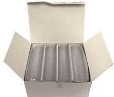 100 Capsules For US Quarters 1 SFR 24mm Coin Holders 1 Lighthouse Box Free Post