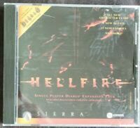 Diablo Hellfire Single Player Expansion Pack CD PC Video Game 100%Guaranteed VGC