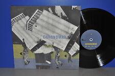 """Chronomad Sard Saam Schlamminger ALIEN Transistor WOW 4 Great Tracks! VINILE 12"""""""