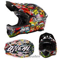 Oneal O Neal Warp Crank MTB DH BMX  mountainbike Helm freeride Fahrradhelm