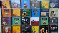 LOTTO  24 CD MUSICA CLASSICA
