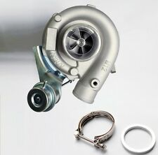 T3/T4 T3 Turbo V Band outlet T3 flange T04E Internal wastegate Turbo Charger