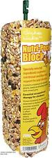 1 x Chicken Lickin Nutri-Peck Block 250g Anti Feather Pecking Treat for Poultry