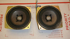 BMW E36 FRONT Speakers HARMAN KARDON 325 328 323 318 93 94 95 96 97 98 HK 2D oem