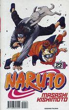 NARUTO n° 23  edizione Planet Manga numeri neri