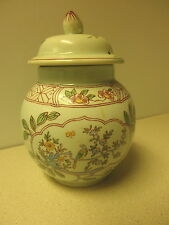 Singapore Bird Covered Sugar Bowl by Adams