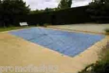 BACHE DE PROTECTION  POUR PISCINE RECTANGULAIRE 6X10M