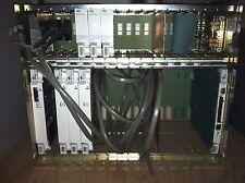 Alcatel 3EC 15250 ABAA ALTS-A Shelf -48 VDC, 15A ICS 02 MFG REV 10 **NO CARDS**