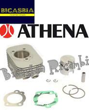 9075 - CILINDRO ATHENA DM 43 SP. 10 IN ALLUMINIO PIAGGIO 50 CIAO PX SC FL SI