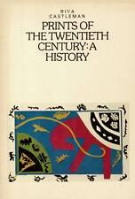 RIVA CASTLEMAN PRINTS OF THE TWENTIETH CENTURY RAUSCHENBERG ALBERS MAILLOL