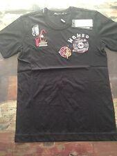t-shirt dolce gabbana a patch neuf au lieu de 425euros