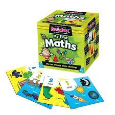 BrainBox - My First Maths Memory Game BRAND NEW