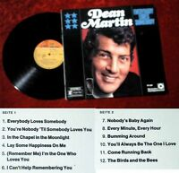 LP Dean Martin: Everybody Loves Somebody
