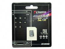 Professional Kingston 32GB Class10 Ultimate Mirco SD TF Card For Dash Camera HOT